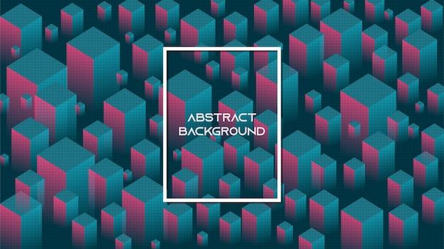 Nowożytny abstrakcjonistyczny gradientowy tło