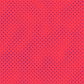 Nowożytny abstrakcjonistyczny kontrast kropkuje tło.