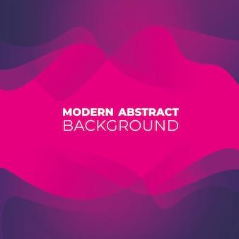Nowożytny abstrakcjonistyczny tło z kształtami