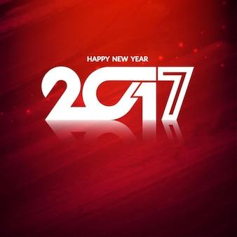 Nowy rok 2017 piękne tło