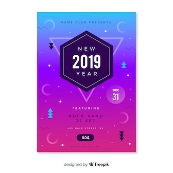 Nowy rok 2019 impreza