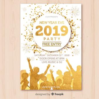 Nowy rok baner strony 2019
