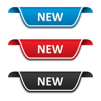 Nowy zestaw etykiet znaczników