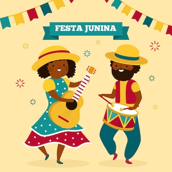 Obchody festa junina