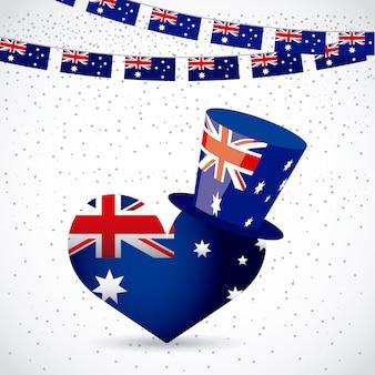 Obchody szczęśliwego dnia australii