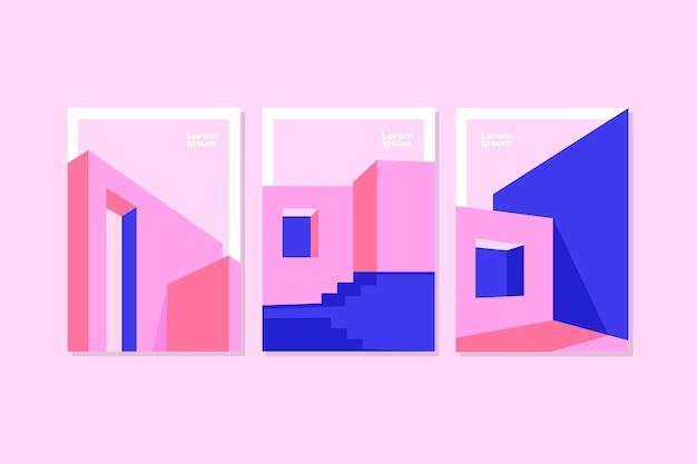 Obejmuje minimalny szablon architektury
