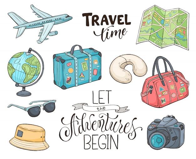 Obiekty podróżne