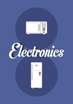 Obraz domowych urządzeń elektronicznych