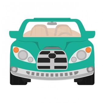 Obraz ikony samochodu
