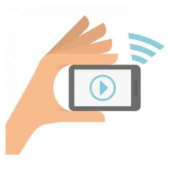 Obraz ikony wideo lub filmu
