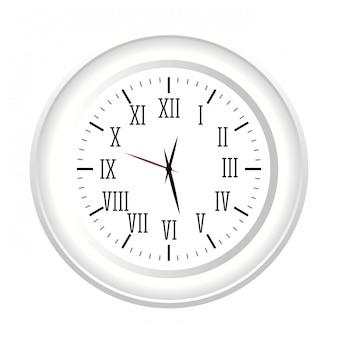 Obraz ikony zegara ściennego