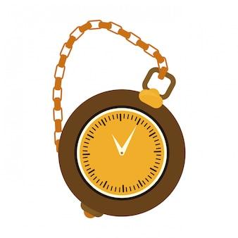 Obraz ikony zegara