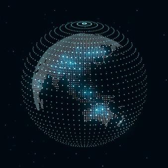 Obraz technologii świata
