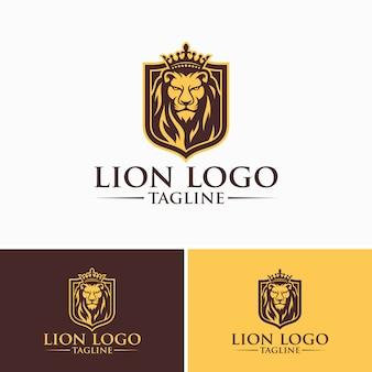 Obrazy z logo lwa