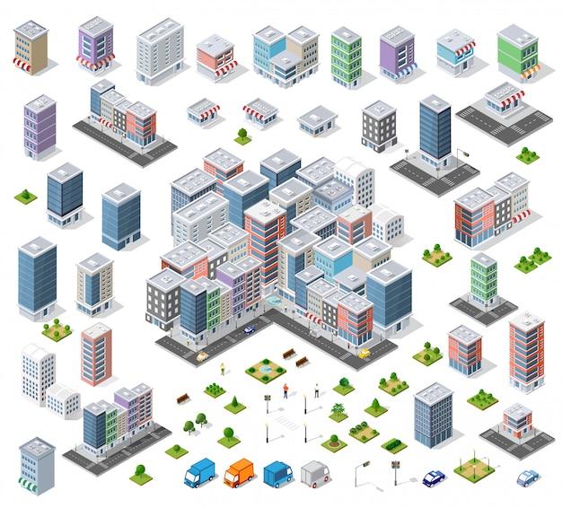 Obszar miejski miasta