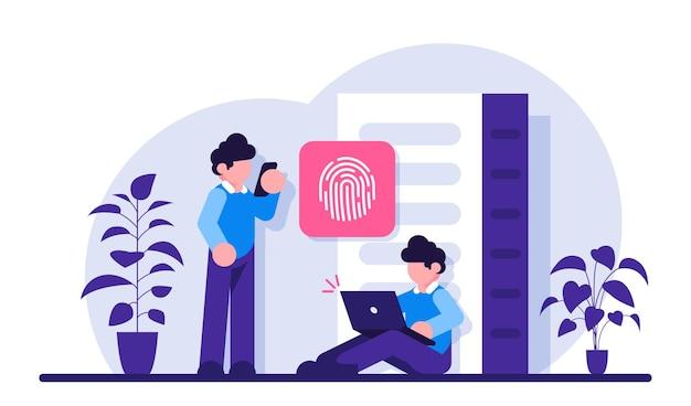 Ochrona danych infrastruktura dyskowa polityka bezpieczeństwa dostępu do informacji biznesowych