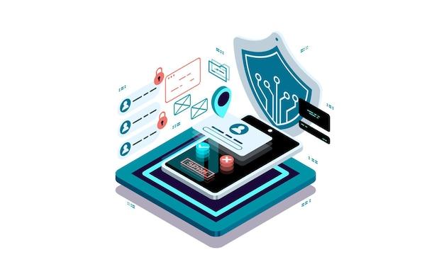 Ochrona danych w smartfonie, blokowanie niechcianych kontaktów.