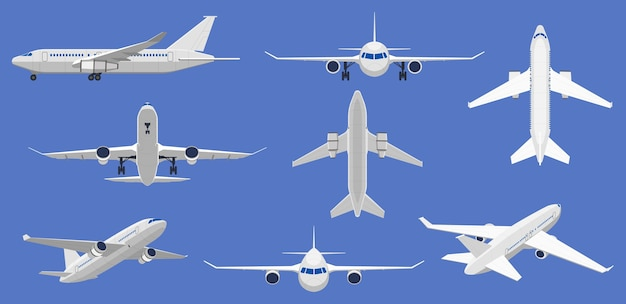 Odbiór lotu samolotem