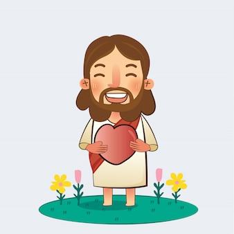 Oddaj swoje serce jezusowi
