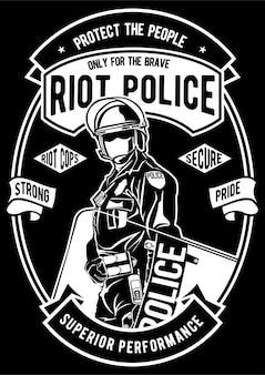 Oddziały prewencyjne policji