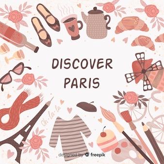 Odkryj paryż