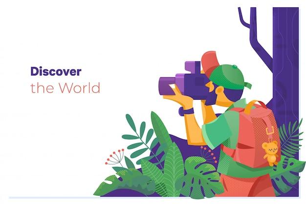 Odkrywać świat