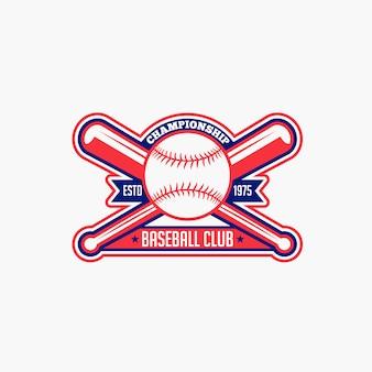Odznaka baseballowa