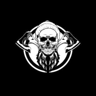 Odznaka drwal w ciemności