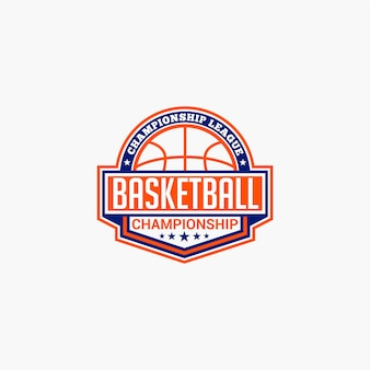 Odznaka klubu koszykówki