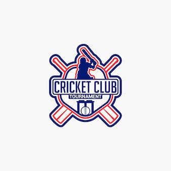 Odznaka klubu krykieta