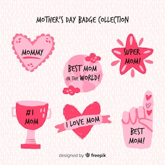 Odznaka z okazji dnia matki