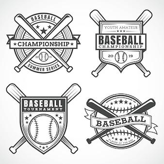 Odznaki baseballowe