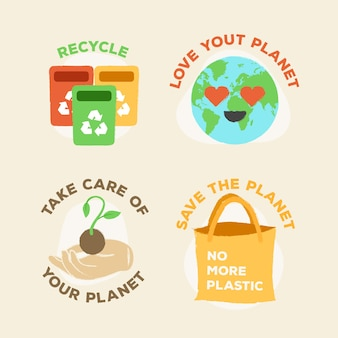 Odznaki ekologiczne