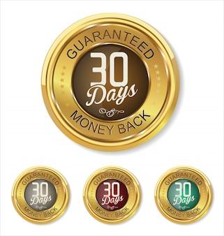 Odznaki gwarantowane na 30 dni