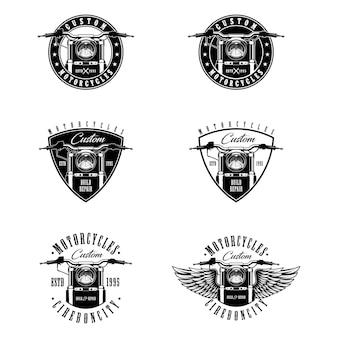 Odznaki motocyklowe