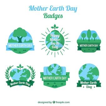 Odznaki na dzień matki