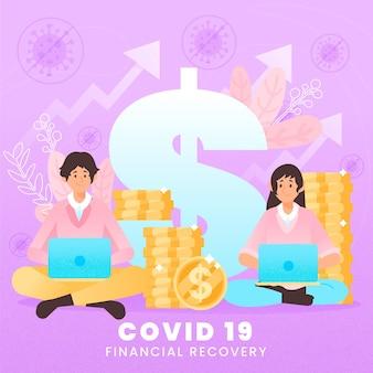 Odzyskiwanie finansowe koronawirusa