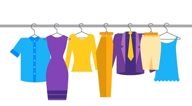 Oficjalna kolekcja ubrań firmy show room shop flat