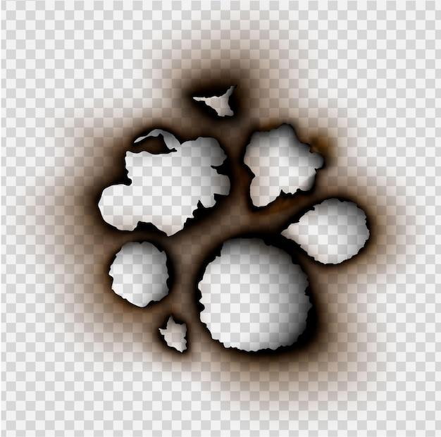 Ogień w papierze