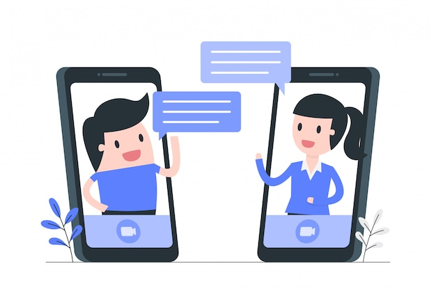 Ogólnospołeczni środki i komunikacyjna pojęcie ilustracja.