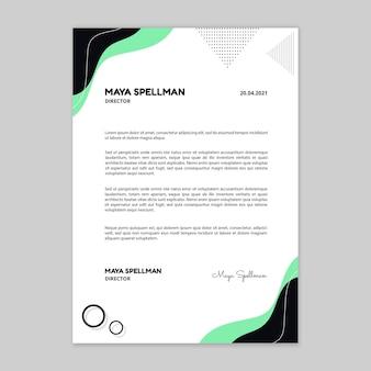 Ogólny papier firmowy