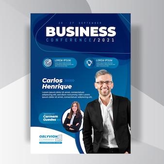 Ogólny plakat biznesowy