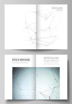 Okładka broszury bifold