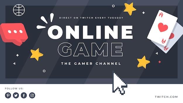 Okładka gry wideo na youtube