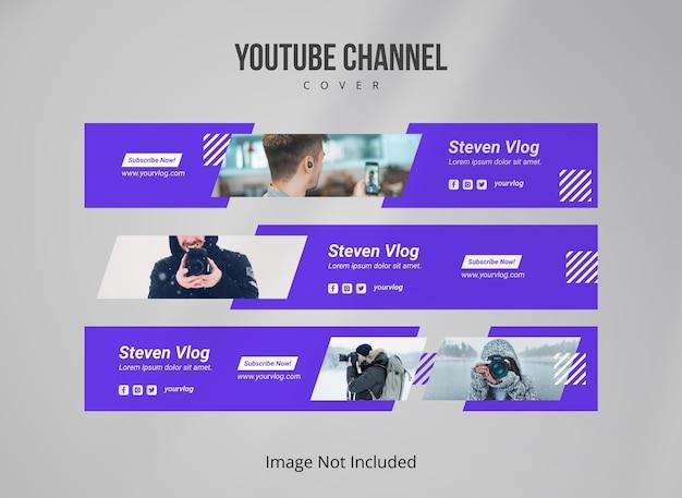 Okładka kanału youtube dla sportu