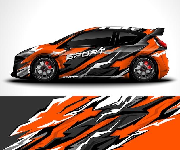 Oklejanie samochodów sportowych i malowanie pojazdów