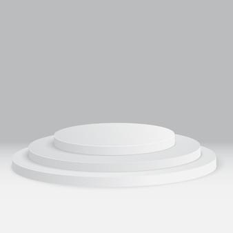 Okrągłe podium