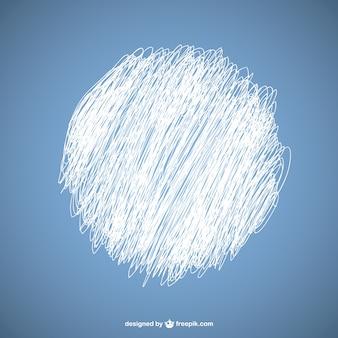 Okrągły kształt kulas