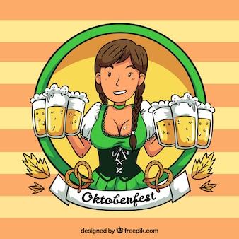 Oktoberfest tle z kobiet?
