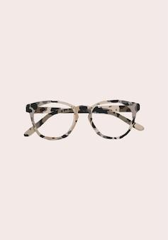 Okulary w tygrysiej oprawie. ilustracja wektorowa